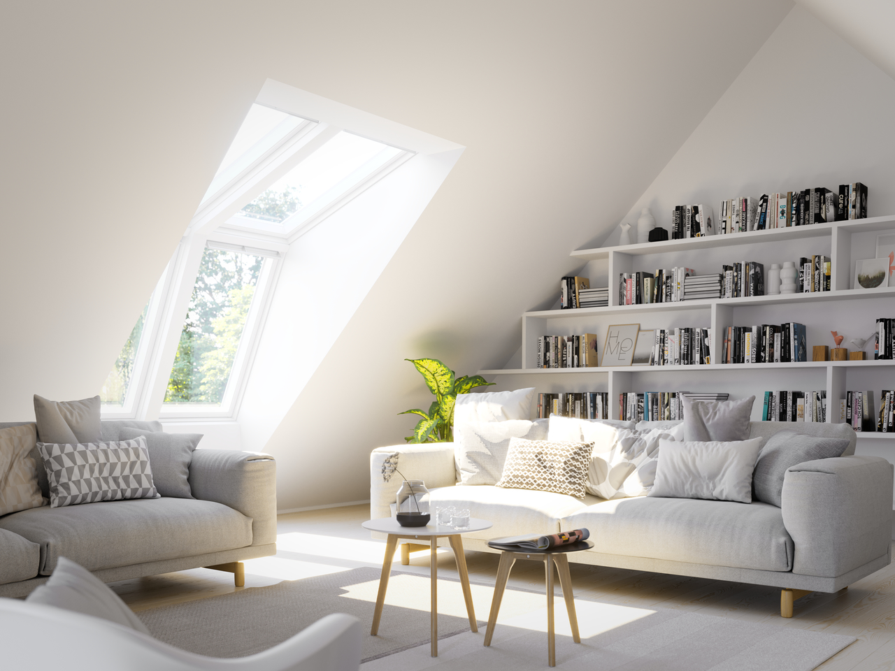 active house wohnen mit licht und luft. Black Bedroom Furniture Sets. Home Design Ideas